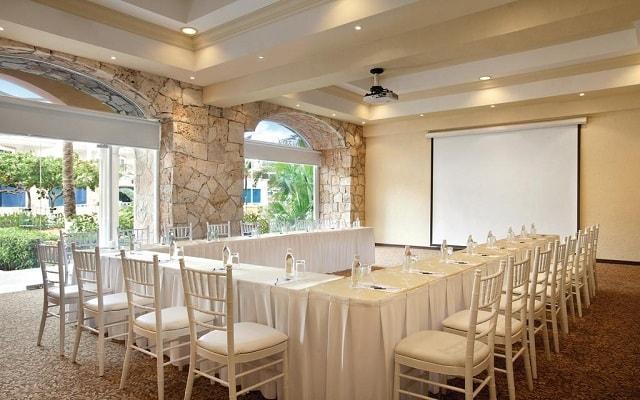 Hotel Panama Jack Resorts Gran Porto Playa del Carmen, salón de eventos