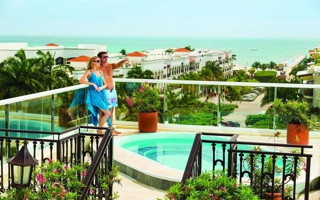 Hotel Panama Jack Resorts Gran Porto Playa del Carmen, lujo y diseño en cada sitio