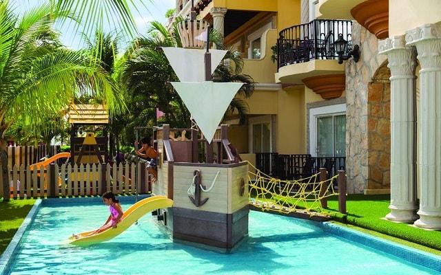 Hotel Panama Jack Resorts Gran Porto Playa del Carmen, club de niños