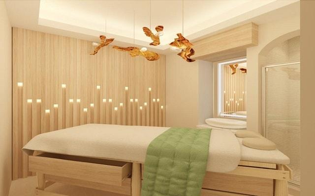 Hotel Panama Jack Resorts Gran Porto Playa del Carmen, spa con variedad de tratamientos