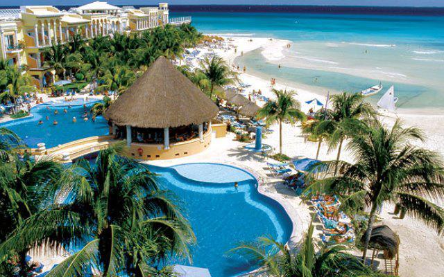 Hotel Panama Jack Resorts Gran Porto Playa del Carmen, buena ubicación
