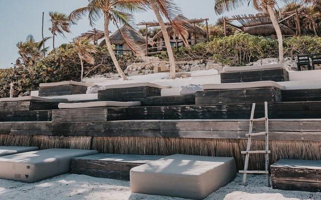 Hotel Papaya Playa, disfruta eventos en la playa