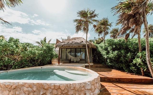 Hotel Papaya Playa, disfruta tu alberca privada