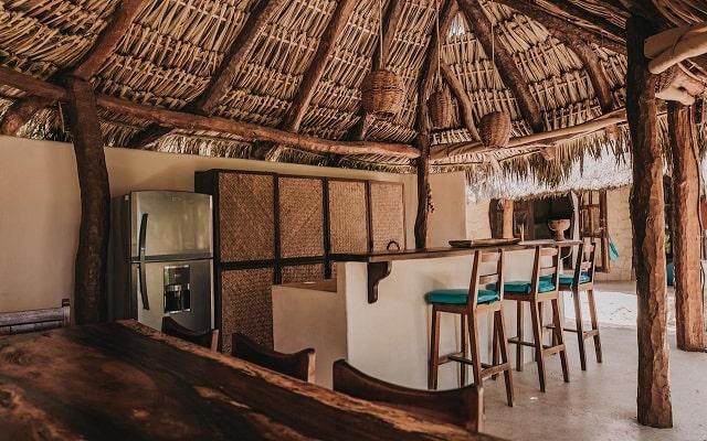 Hotel Papaya Playa, buen servicio