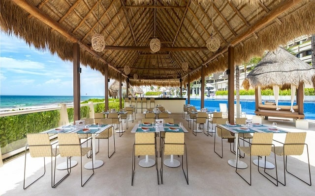 Hotel Paradisus Cancún Resort by Meliá, ambientes únicos