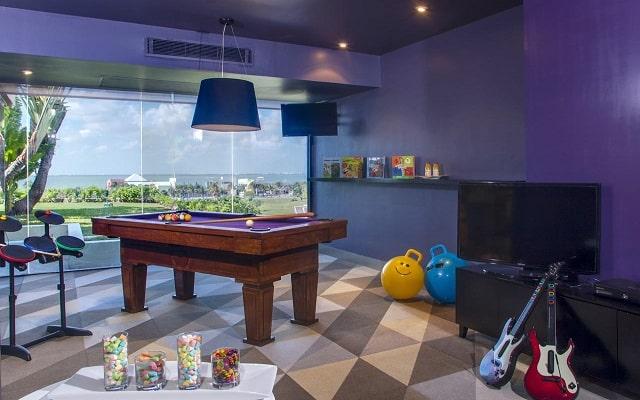 Hotel Paradisus Cancún Resort by Meliá, espacio solo para familias