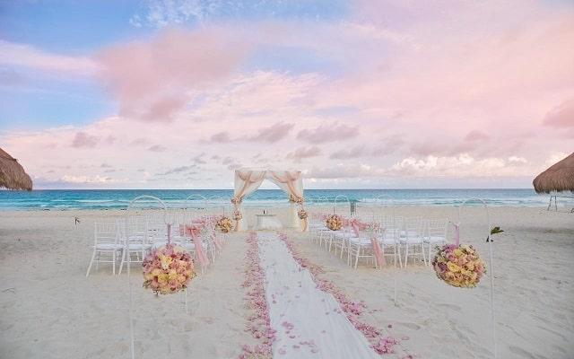 Hotel Paradisus Cancún Resort by Meliá, facilidades nupciales