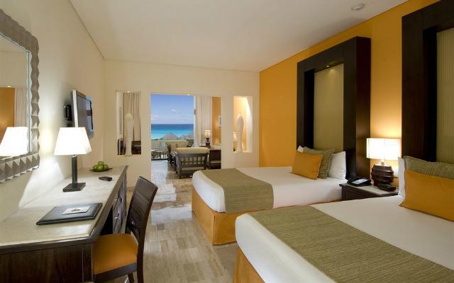 Hotel Paradisus Cancún Resort by Meliá, habitaciones con todas las amenidades