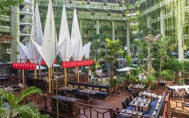 Hotel Paradisus Cancún Resort by Meliá, cómodas instalaciones