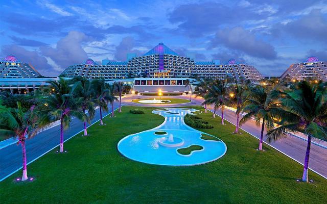 Hotel Paradisus Cancún Resort by Meliá, buena ubicación