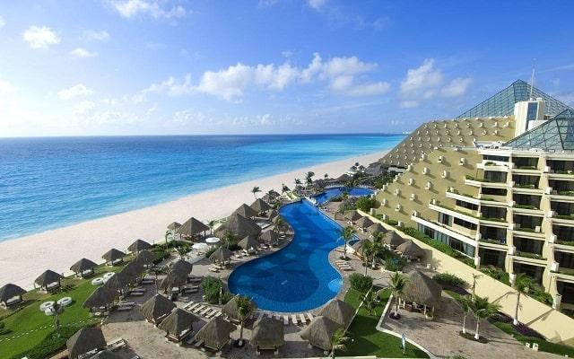 Hotel Paradisus Cancún Resort by Meliá, destacada arquitectura