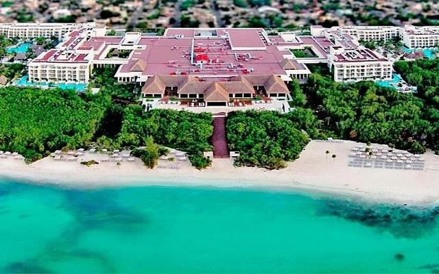 Hotel Paradisus Playa del Carmen La Esmeralda, vista aérea