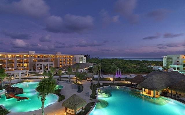 Hotel Paradisus Playa del Carmen La Esmeralda, vistas increíbles