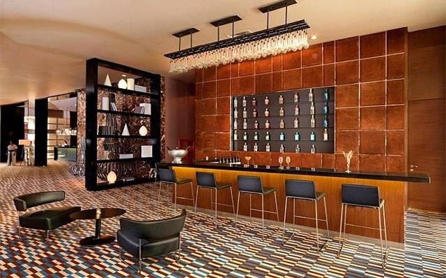 Hotel Paradisus Playa del Carmen La Esmeralda, disfruta una copa en su Bar Lounge