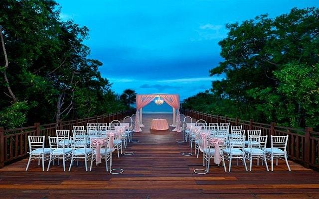 Hotel Paradisus Playa del Carmen La Esmeralda, tu boda como la soñaste