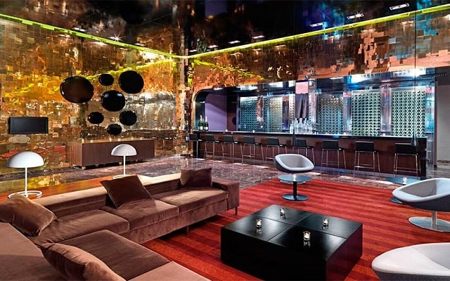 Hotel Paradisus Playa del Carmen La Esmeralda by Melia, M Bar