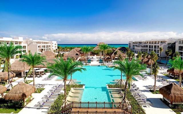 Hotel Paradisus Playa del Carmen La Esmeralda by Melia en Playa del Carmen