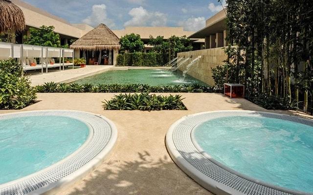 Hotel Paradisus Playa del Carmen La Esmeralda by Melia, jacuzzis