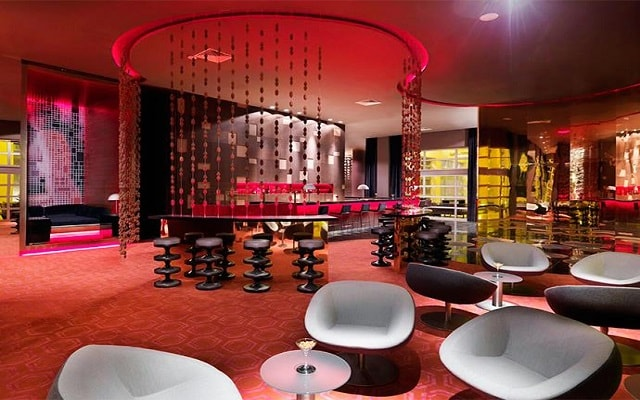 Hotel Paradisus Playa del Carmen La Esmeralda by Melia, Bar Red Lounge