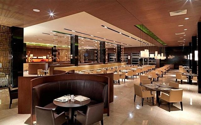 Hotel Paradisus Playa del Carmen La Esmeralda by Melia, Restaurante Hadar
