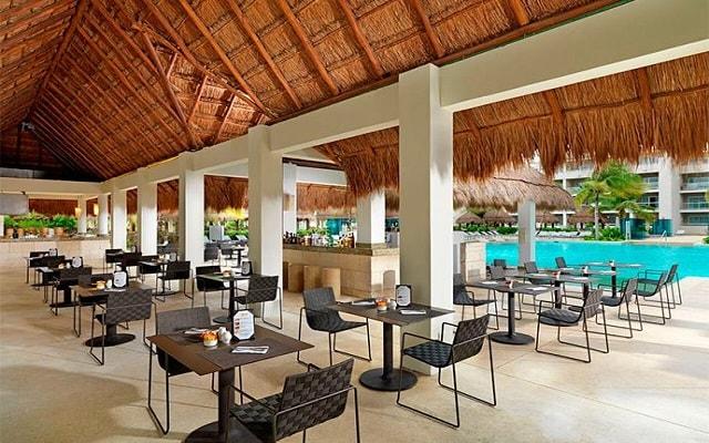 Hotel Paradisus Playa del Carmen La Esmeralda by Melia, Restaurante Sunset Grill