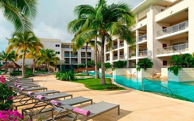 Hotel Paradisus Playa del Carmen La Esmeralda, relájate en ambientes de gran confort