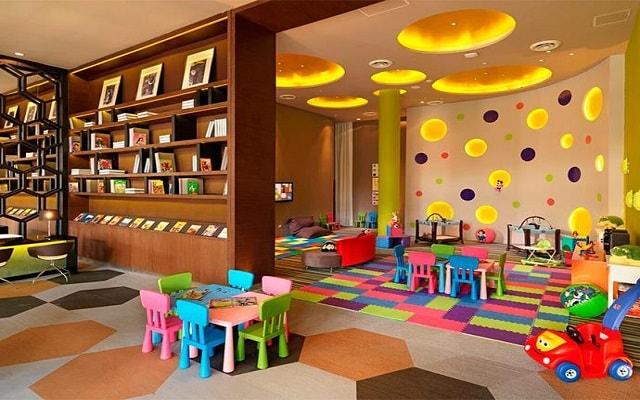 Hotel Paradisus Playa del Carmen La Esmeralda, club de niños