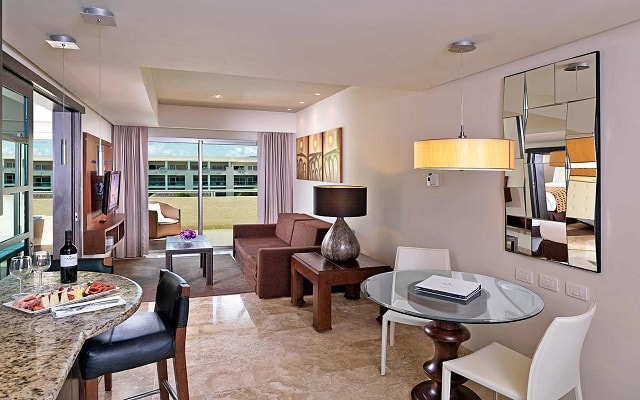 Hotel Paradisus Playa del Carmen La Esmeralda, lujo y confort en cada sitio