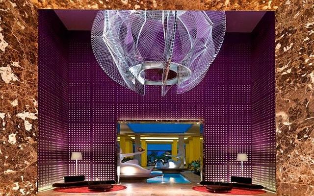 Hotel Paradisus Playa del Carmen La Esmeralda, sofisticada decoración