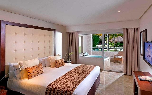 Hotel Paradisus Playa del Carmen La Esmeralda, habitaciones con todas las amenidades