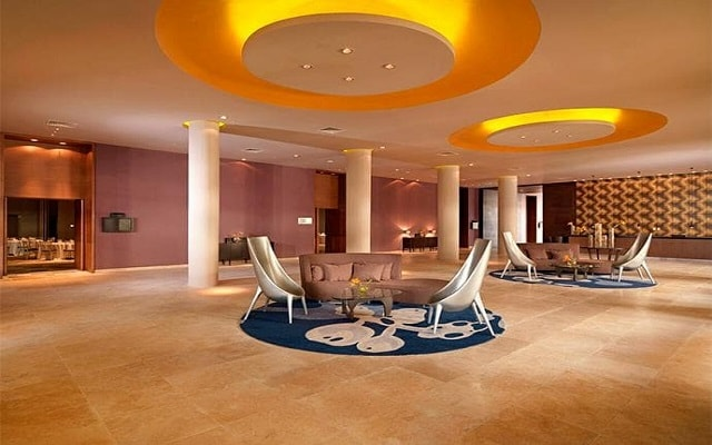 Hotel Paradisus Playa del Carmen La Esmeralda, lobby de negocios