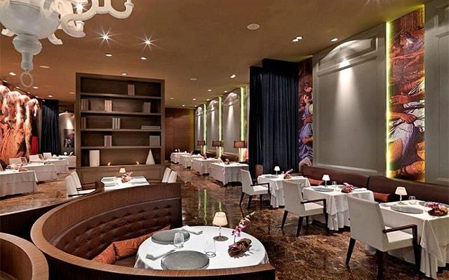 Hotel Paradisus Playa del Carmen La Esmeralda, Restaurante Passion by Martin Berasategui