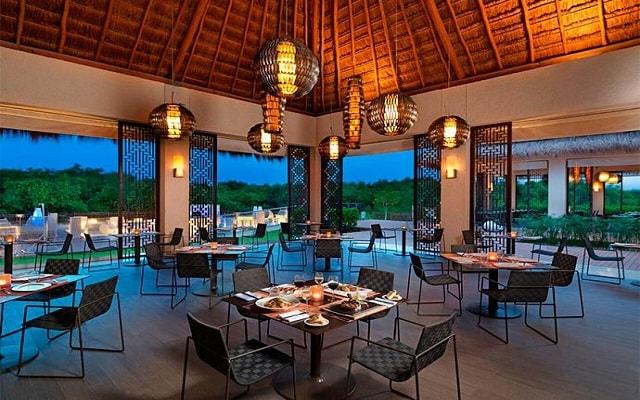 Hotel Paradisus Playa del Carmen La Esmeralda, Restaurante The Grill
