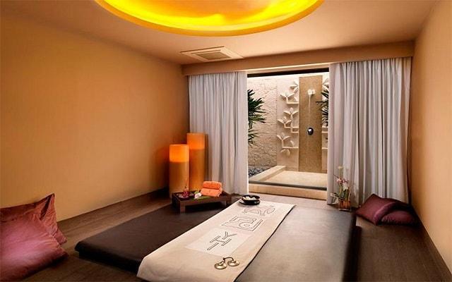 Hotel Paradisus Playa del Carmen La Esmeralda, spa de clase mundial