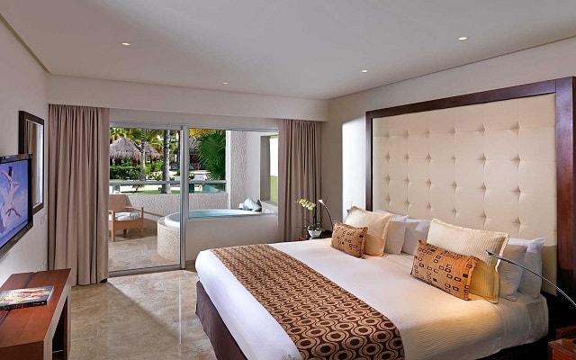 Hotel Paradisus Playa del Carmen La Esmeralda, habitaciones acogedoras