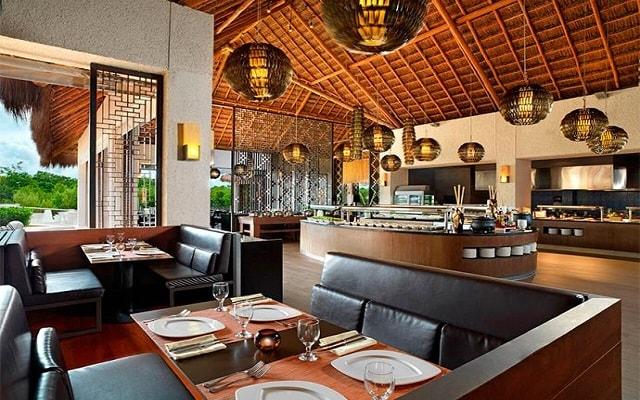 Hotel Paradisus Playa del Carmen La Esmeralda, Restaurante The Market