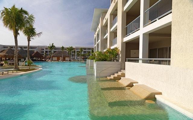 Hotel Paradisus Playa del Carmen La Esmeralda, ambientes agradables