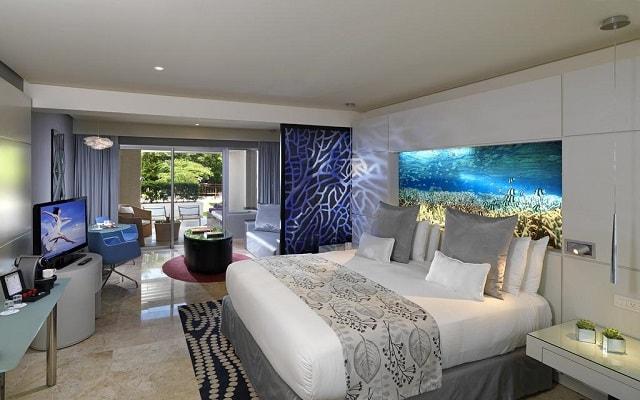 Hotel Paradisus Playa del Carmen La Perla By Meliá, habitaciones bien equipadas