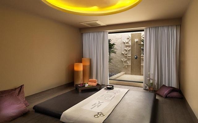 Hotel Paradisus Playa del Carmen La Perla By Meliá, permite que te consientan en el spa