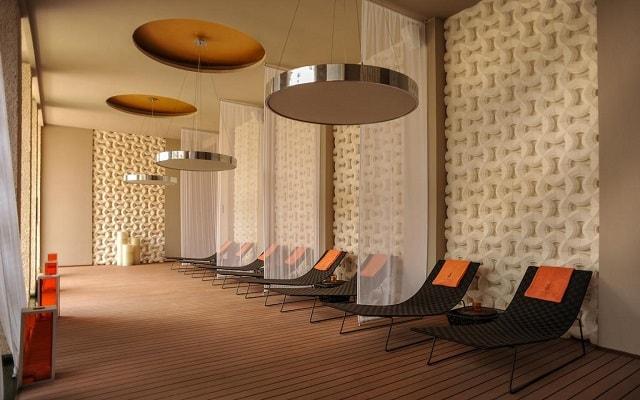 Hotel Paradisus Playa del Carmen La Perla By Meliá, variedad de tratamientos en el spa
