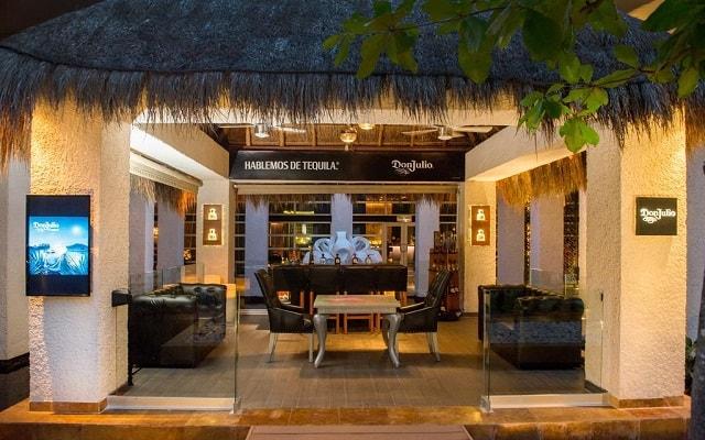 Hotel Paradisus Playa del Carmen La Perla By Meliá, degusta un buen tequila
