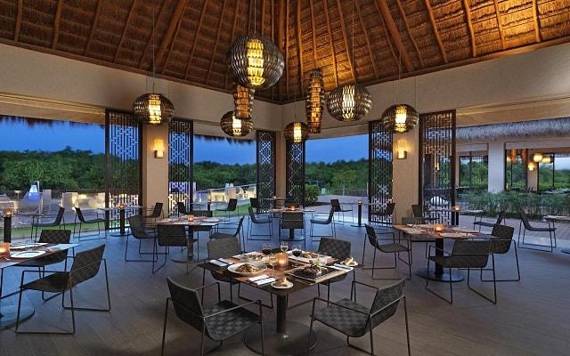 Hotel Paradisus Playa del Carmen La Perla By Meliá, hermosas vistas