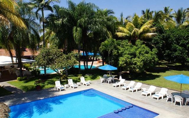 Hotel Parador de Manolos en Temixco
