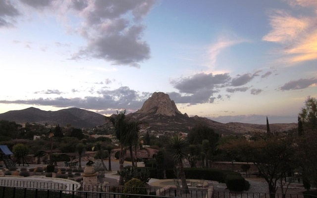 Hotel Parador Vernal, vistas hermosas