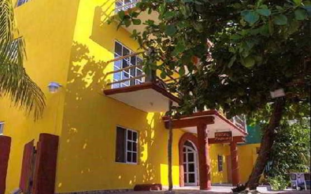 Hotel Paraíso Mexicano en Isla Mujeres