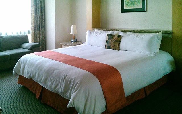 Hotel Park Nilo, luminosas habitaciones
