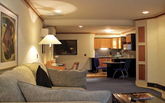 Hotel Park Nilo, habitaciones con todas las amenidades