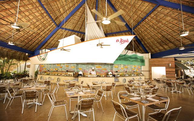 Hotel Park Royal Acapulco, Restaurante El Pescador