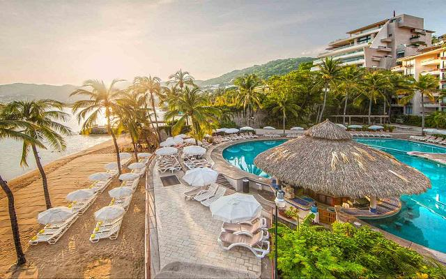 Hotel Park Royal Acapulco, ambiente únicos para tu confort