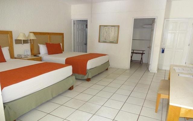 Hotel Park Royal Homestay Los Cabos, amplias y luminosas habitaciones